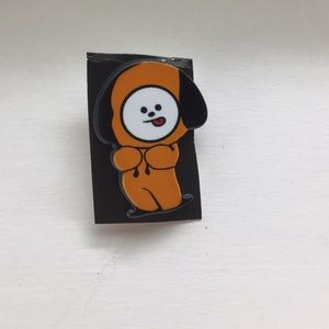 Jewelry - ❤️ BT21 BTS Jimin's Character Chimmy Button Pin ❤️